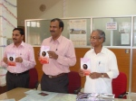"Release of  Book "" How to conduct DAR Inquiry"" by Shri K.Harikrishnan, CPO"