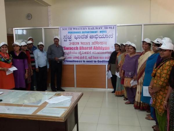 SWACH BHARATH ACTIVITIES